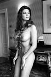 Manuela Arcuri B&W's Foto 3 (Мануэла Аркури B & W's Фото 3)