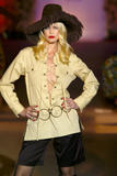 Claudia Schiffer on the runway Part 2 X 68 Foto 491 (������� ������ �� �������-���������� ������ ����� 2 X 68 ���� 491)