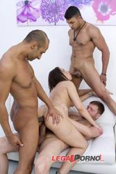[LegalPorno] [Sineplex] Akasha Cullen fucked in her fat juicy ass by 3 cocks SZ487
