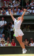 Martina Hingis - Wimbledon/US Open 1997, Nipple + Upskirts Shots, Part 2 - 14x