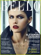 Alexandra Daddario - Bello Magazine January 2013