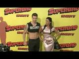 Janice Dickinson at Superbad movie premiere video
