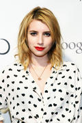 Emma Roberts- T-Mobile Presents Google Music at TAO Nightclub at Sundance Film Festival 01/21/12