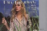 Uma Thurman 5 HQ Vog It 2000  Have Legs, Will Travel